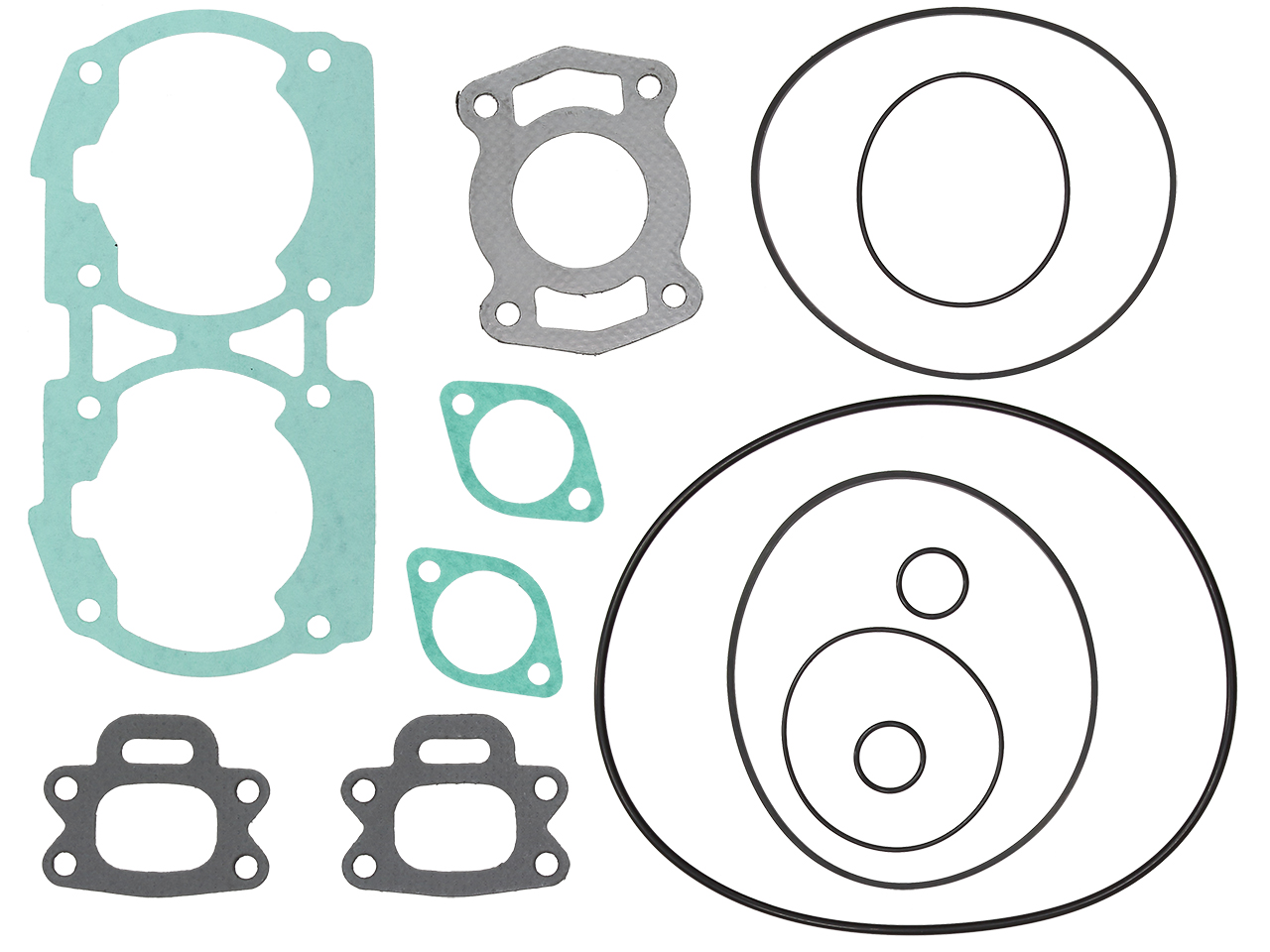 NAMURA TOP END GASKET KIT NW-10000T