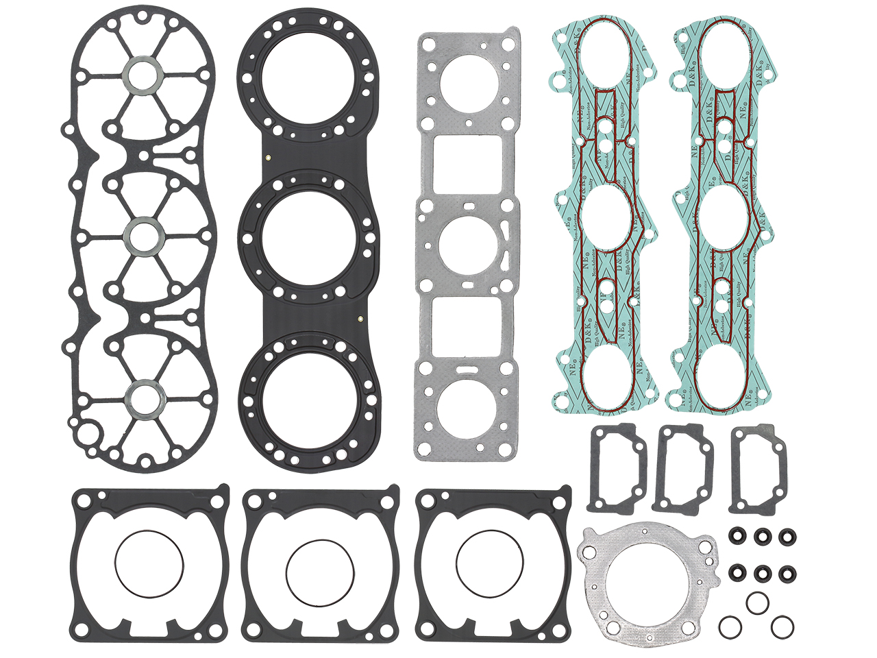 NAMURA TOP END GASKET KIT NW-40005T