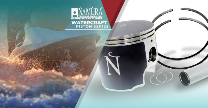 NAMURA NW-40000K NAMURA PWC YAMAHA TOP-END REPAIR KIT